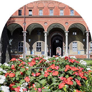 Chiostro dell'Università